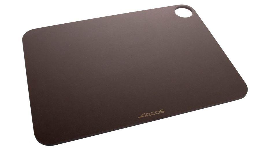 Доска разделочная Arcos Accessories, 691700, коричневый, 38 х 28 см доска разделочная для пиццы америка цвет коричневый 32 х 32 х 1 5 см