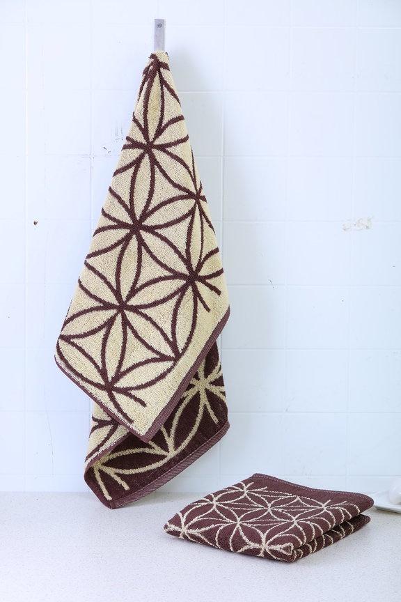 Полотенце для лица, рук или ног Василиса Даймонд размер 50*30см полотенце махровое василиса флер цвет морская волна