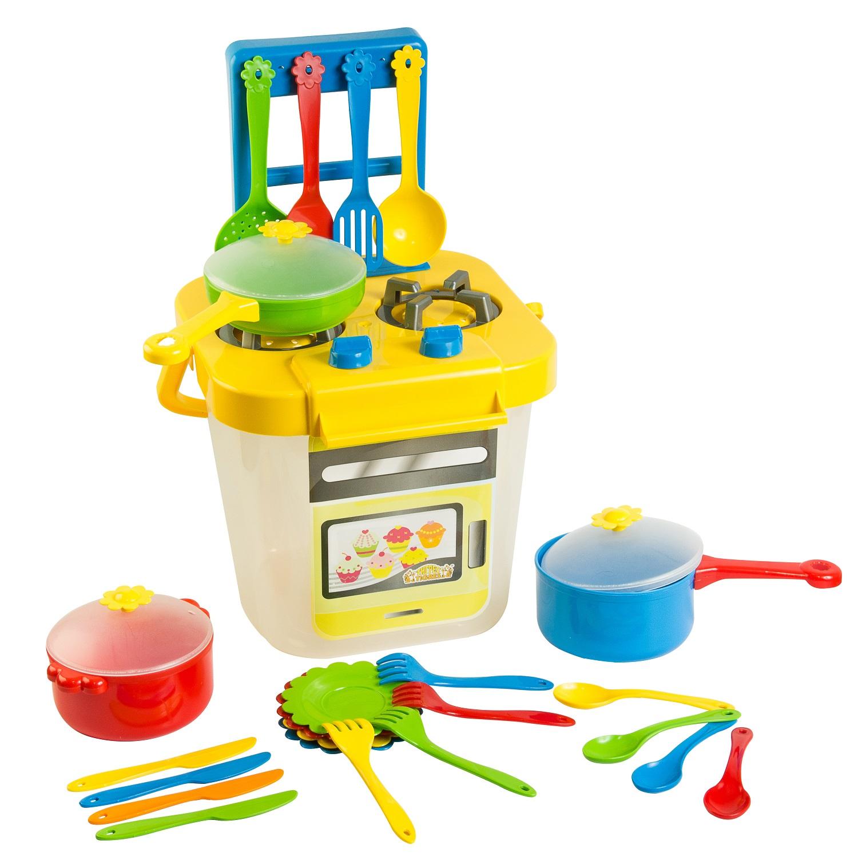 Набор посуды столовый Tigres