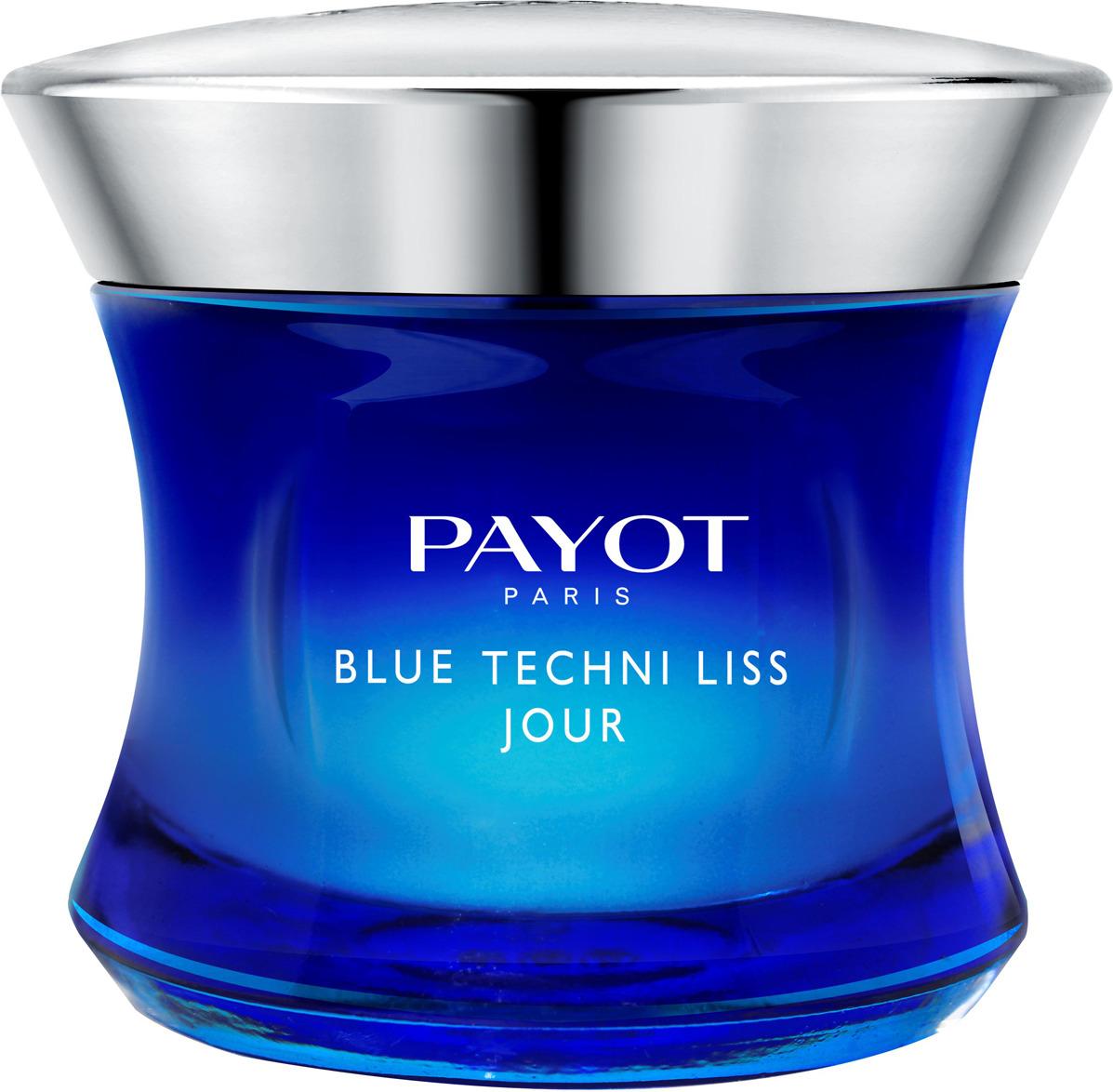 Крем для ухода за кожей Payot Blue Techni Liss, хроноактивный дневной крем, 50 мл крем для коррекции глубоких морщин techni liss 50 мл payot techni liss