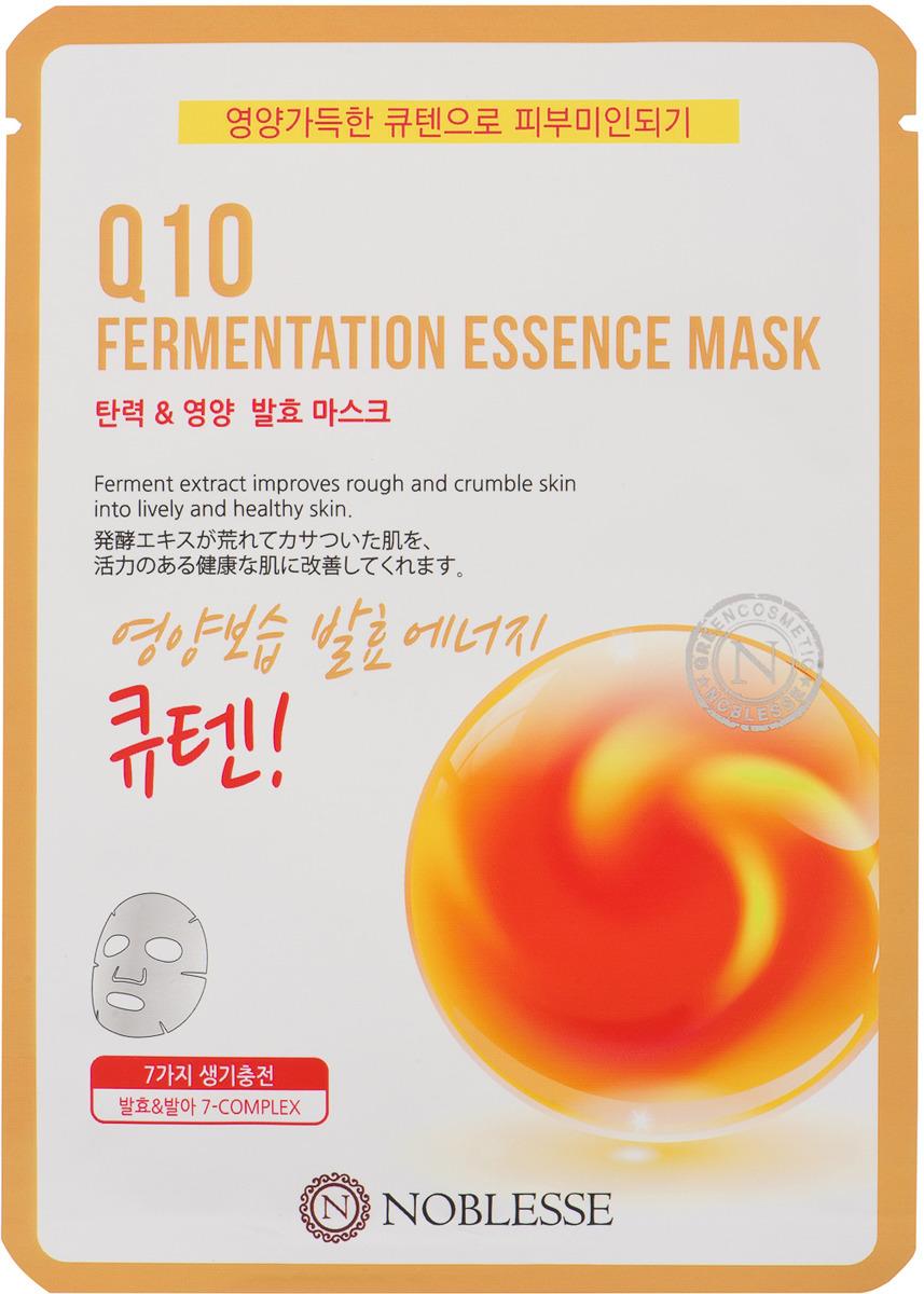 Маска косметическая Korea Noblesse, для лица, с q10, 20 г Korea
