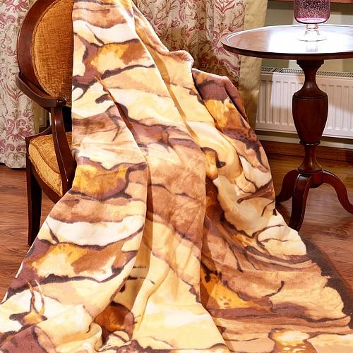 "Одеяло-покрывало ОТК ""Буйволы"" D812523/27, 185 х 210 см"