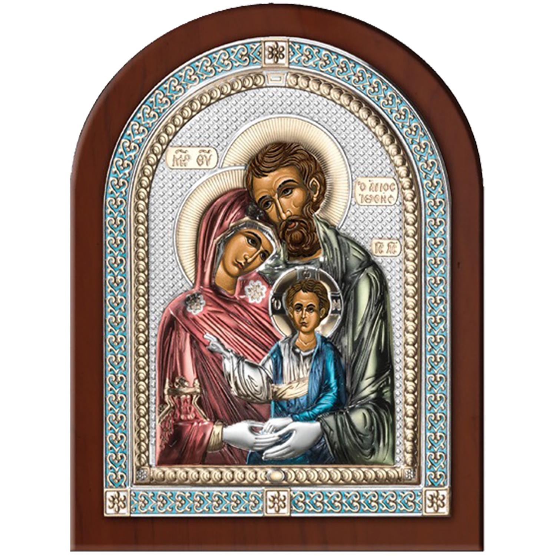 """Икона Аргента """"Святое Семейство"""", 84125 4LCOL, 17.5х22.5 см"""