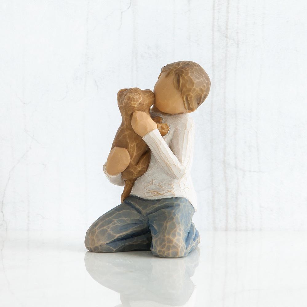 Фигурка декоративная Willow Tree статуэтка миниатюрная, интерьерная, 26217