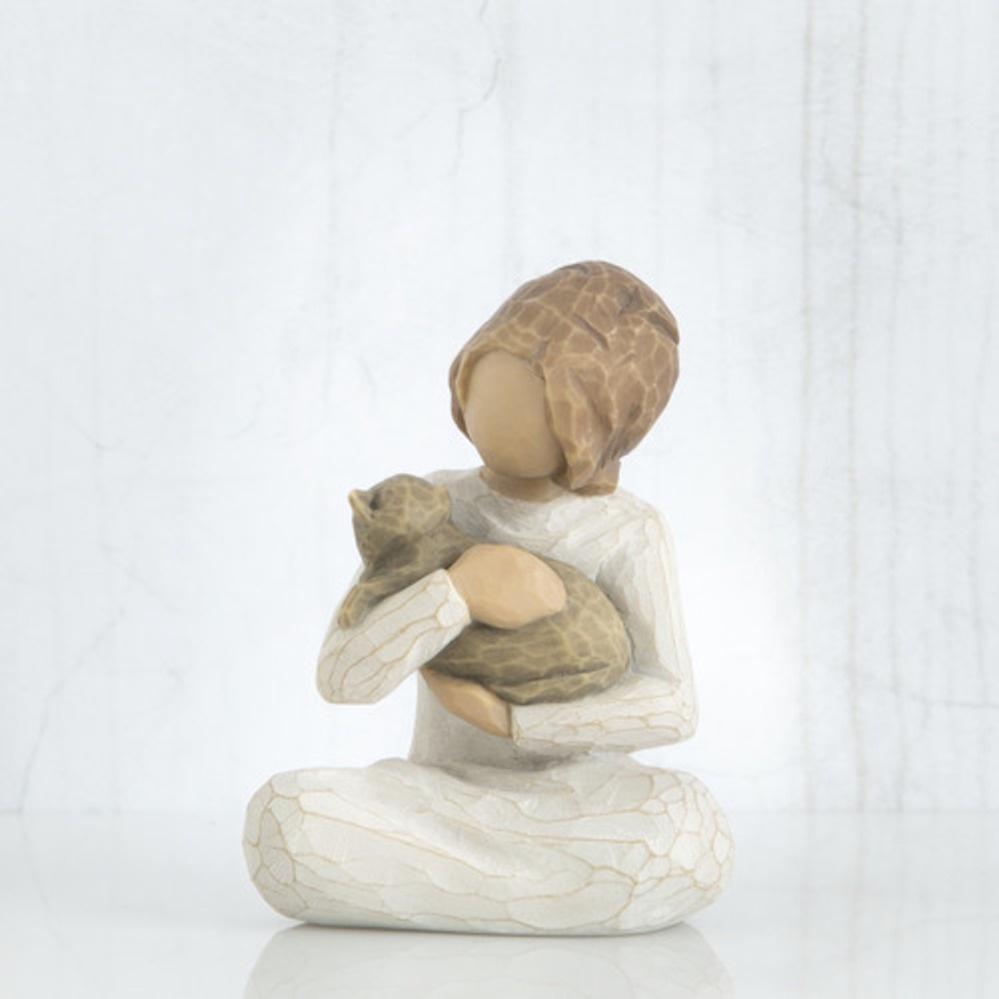 Фигурка декоративная Willow Tree статуэтка миниатюрная, интерьерная, 26218 tree
