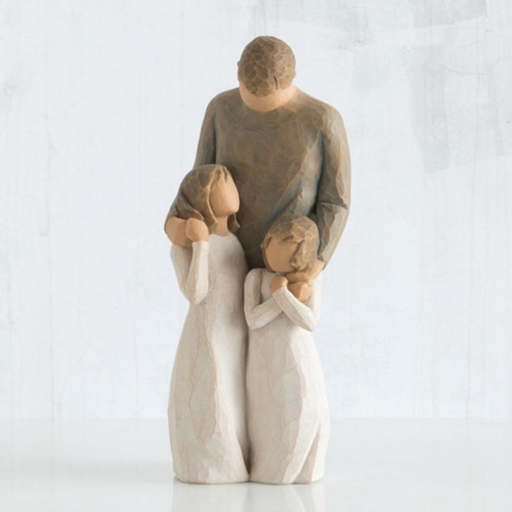Фигурка декоративная Willow Tree статуэтка миниатюрная, интерьерная, 26232
