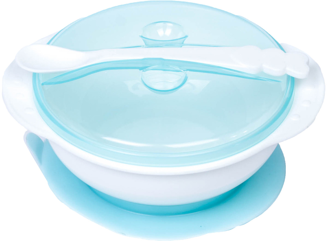 Набор посуды для кормления Крошка Я, 1886150, 3 предмета набор для кормления крошка я первый подарок малышу 2849357 7 предметов
