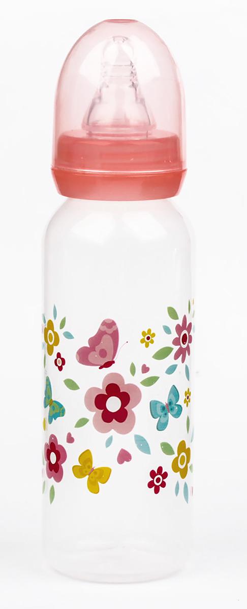 Бутылочка для кормления Крошка Я, 2296279, 250 мл набор крошка я джентльмен бутылочка для кормления 125 мл боди 9 12 месяцев 3311494