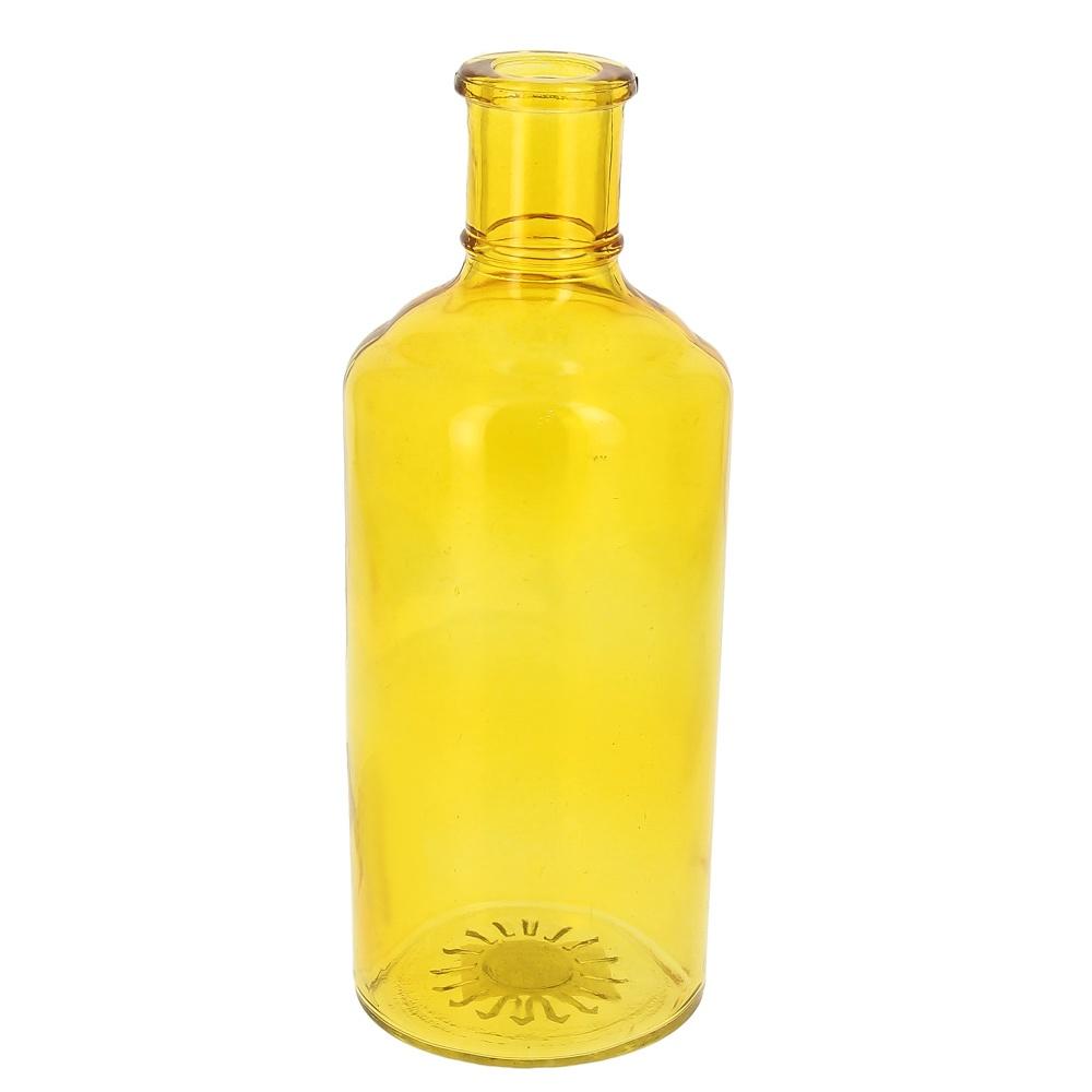 Ваза RICH LINE Home Decor Лимон-66, DIN-8762, желтый цена