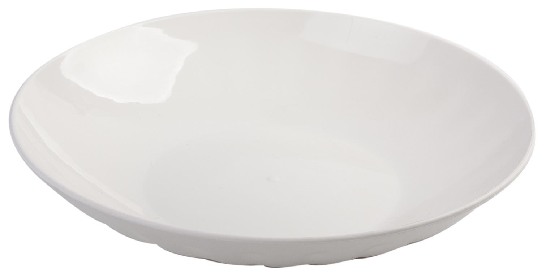 Тарелка для СВЧ YAMADA, 1515W, белый, 750 мл Тарелка глубокая изготовлена из...