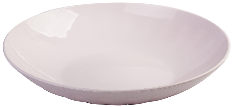 Тарелка для СВЧ YAMADA, 1515P, розовый, 750 мл1515PТарелка глубокая изготовлена из высококачественного пищевого пластика. Изделие очень функциональное, оно пригодится на кухне для самых разнообразных нужд: в качестве салатника, миски, тарелки. Поверхность тарелки гладкая и легко чистится. Можно остужать продукты в морозильной камере, использовать в СВЧ. Материал безопасен, износостоек и устойчив к царапинам, благодаря этому изделие сохранит свой изначальный вид даже после продолжительного использования.