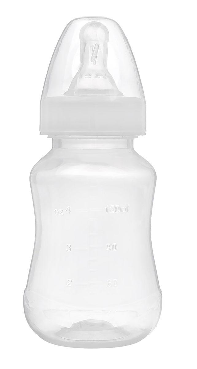 Бутылочка для кормления Mum&Baby, 2969778, белый, 150 мл