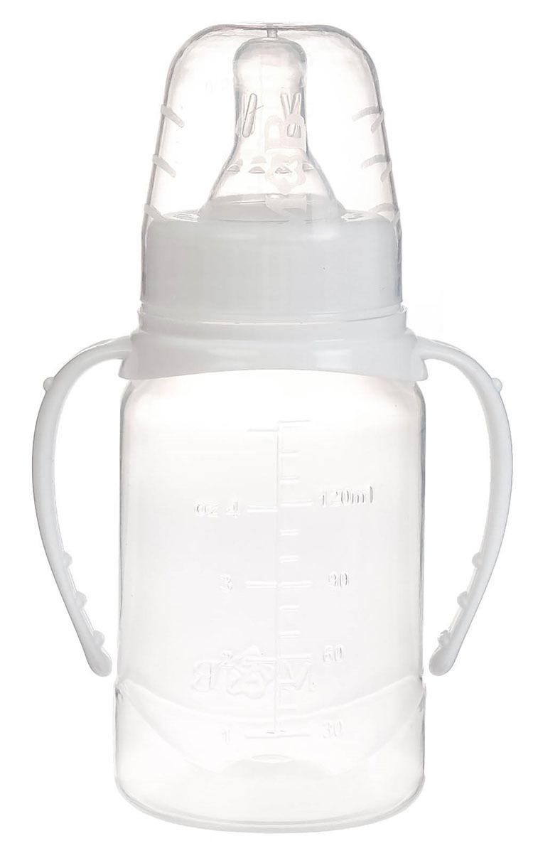 Бутылочка для кормления Mum&Baby, 2969788, белый, 150 мл