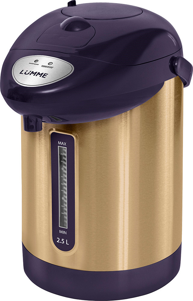 Термопот Lumme LU-3830, золотой топаз термопот lumme lu 299