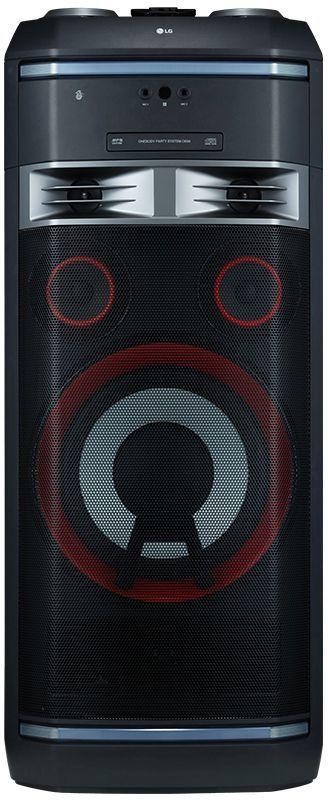 Музыкальный центр LG OK99, черный ремень мужской askent цвет черный rm 6 lg размер 125