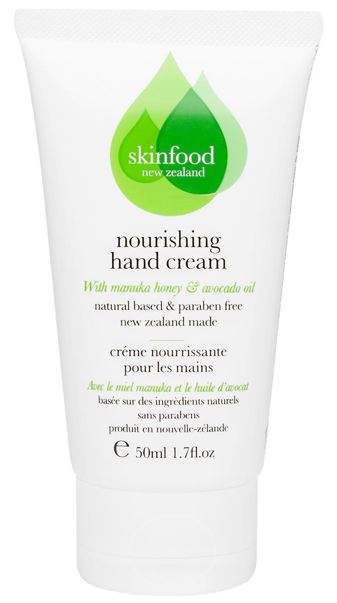 Крем для ухода за кожей Skinfood Skinfood Питательный крем для рук, 50 мл, 59 цена