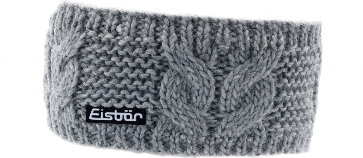 Повязка на голову спортивная Eisbar спортивная повязка hb 500 black