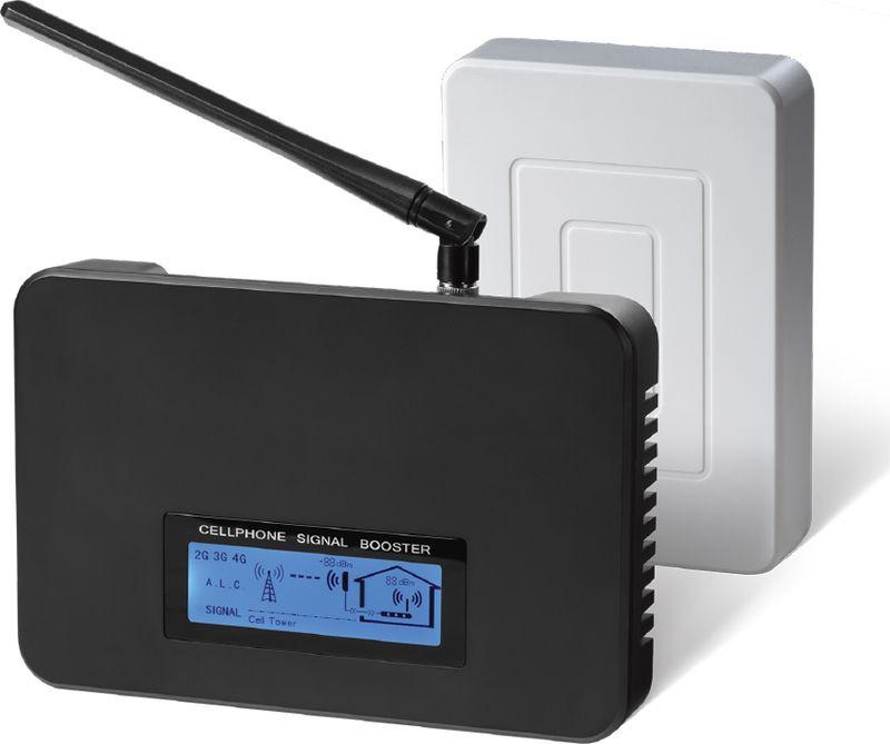 Комплект усилитель сотовой связи Триколор DS-900-kit, черный