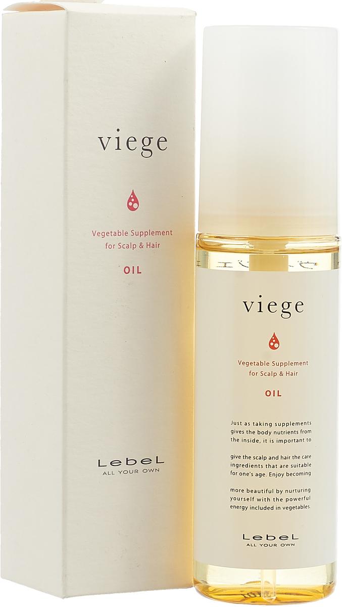 Масло для волос Lebel Viege Oil, 90 мл
