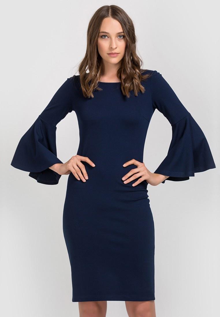 Платье S.Oliver жакет в стиле милитари из сатина