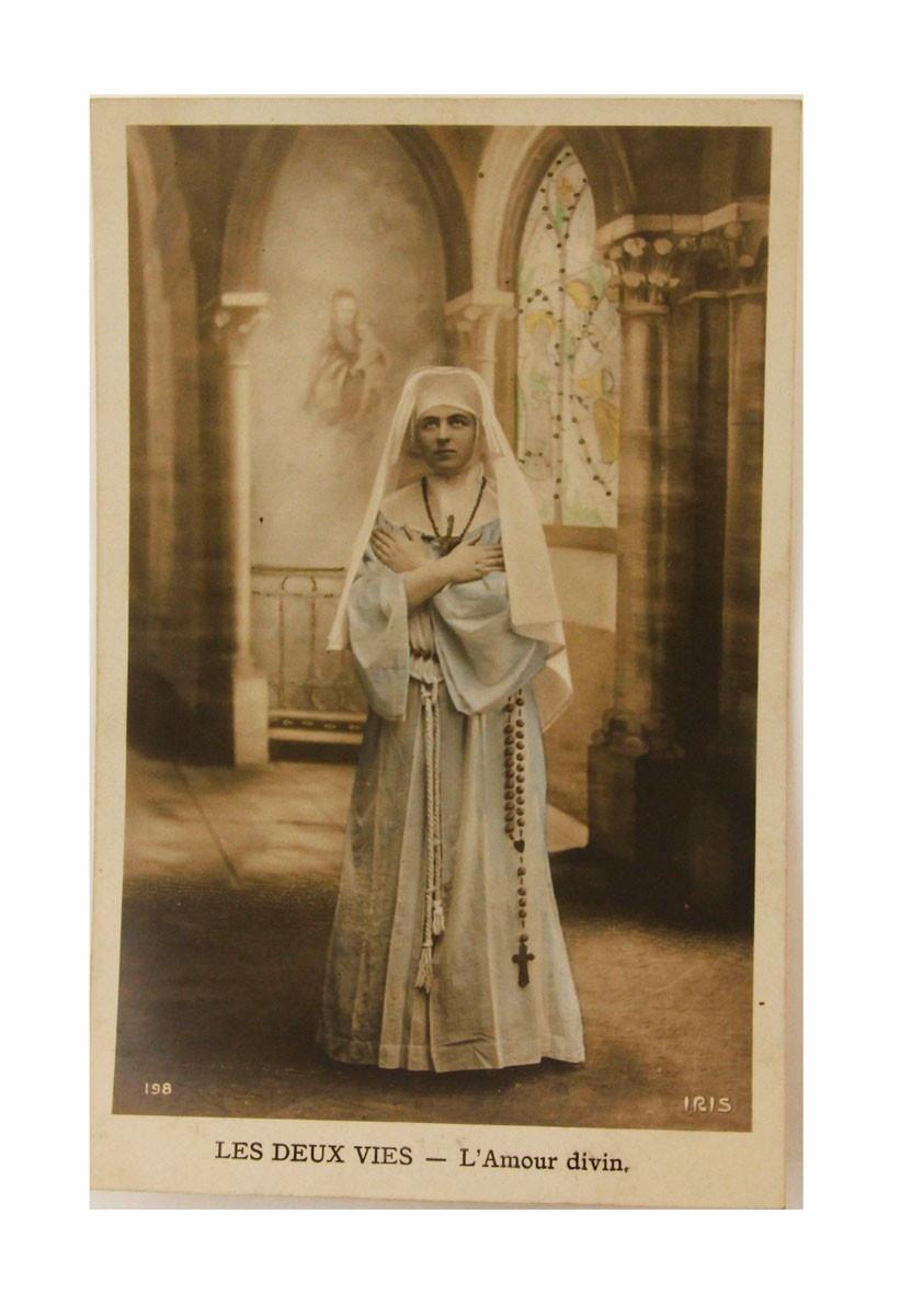Открытка коллекционная винтажная, ОС33470 почтовая открытка колоризированное изображение франция начало xx века