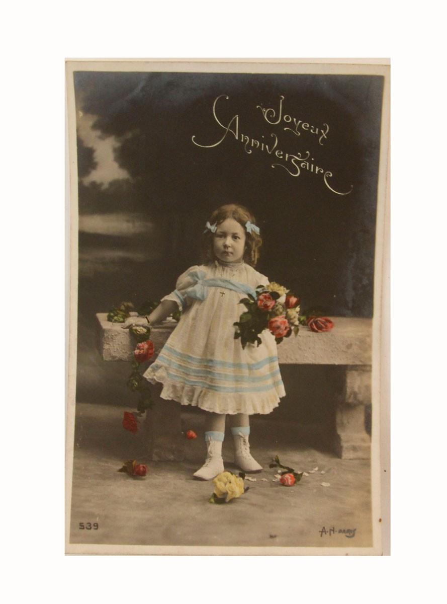 каталог открыток 20 века используются качестве украшений
