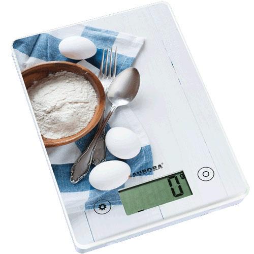 Кухонные весы AURORA Весы кухонные AU4304, белый