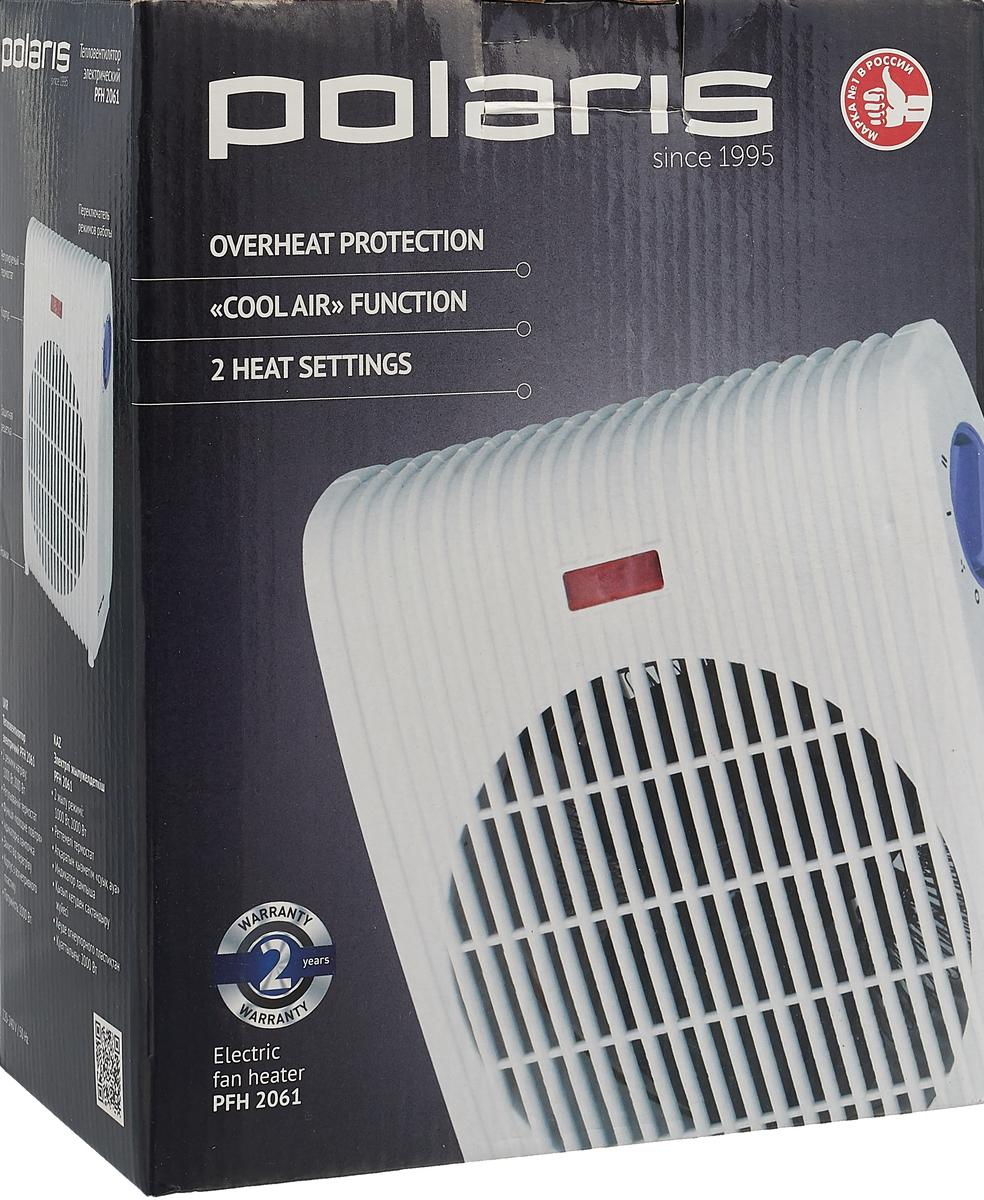 Тепловентилятор Polaris PFH 2061 Polaris