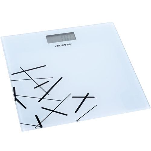 Напольные весы AURORA Весы напольные AU4307, белый цены онлайн