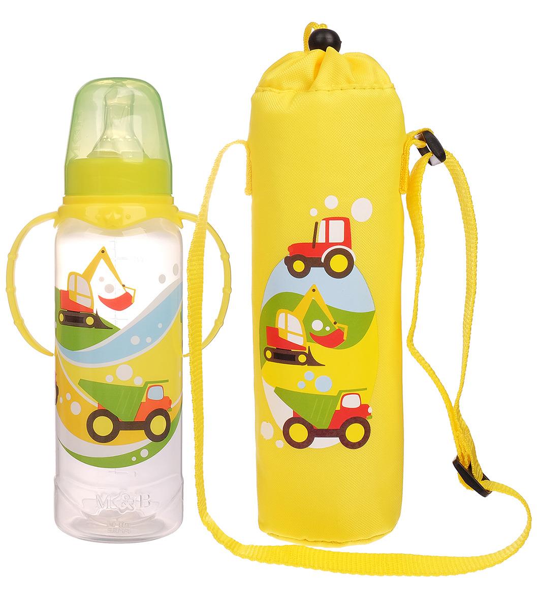 "Термосумка для бутылочки Mum&Baby ""Транспорт"", 3217472"