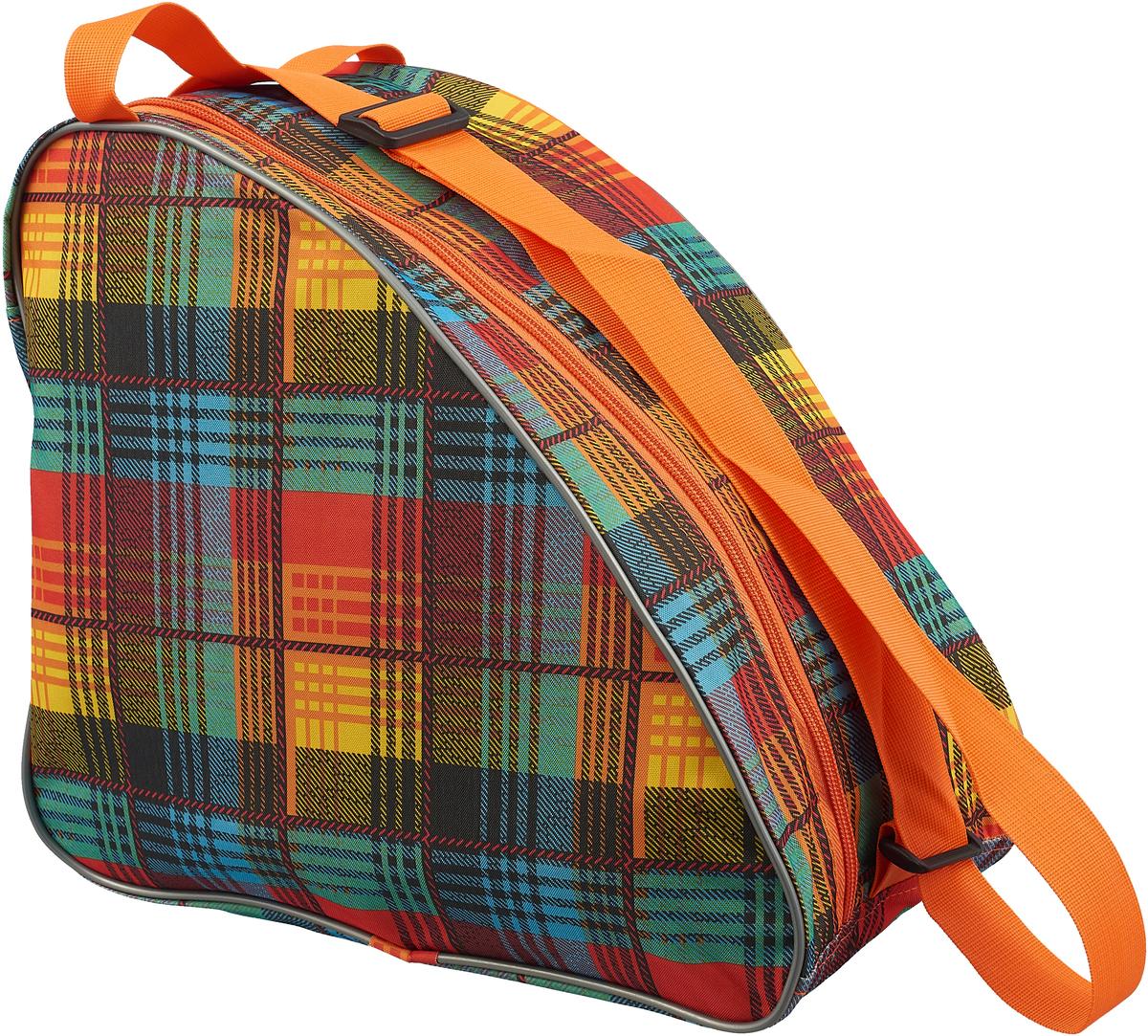 Чехол для коньков Nordic Bag M, цвет: красный