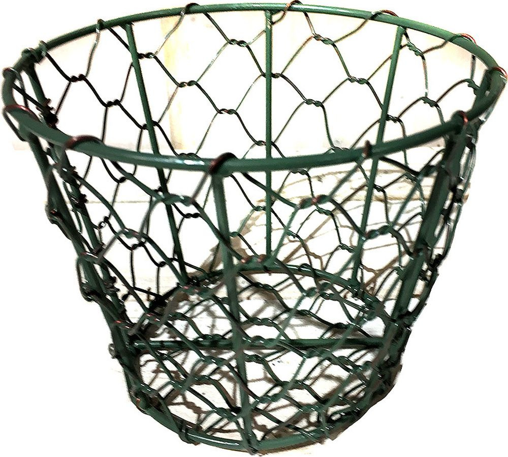 Набор корзин You'll love Мини, круглых, 72378, темно-зеленый, диаметр 10 см, 2 шт набор из 2 грибных корзин природный интерьер k 2224 s 2