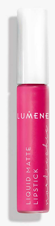 Жидкая губная помада Lumene Nordic Chic, матовая, №03, 7 мл lumene nordic chic мягкий карандаш для губ 07