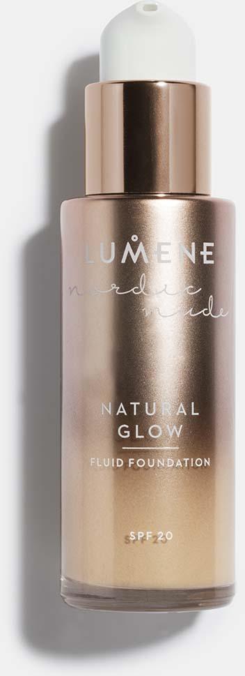Тональный крем-флюид Lumene Nordic Nude Natural Glow, SPF 20, №05, 30 мл