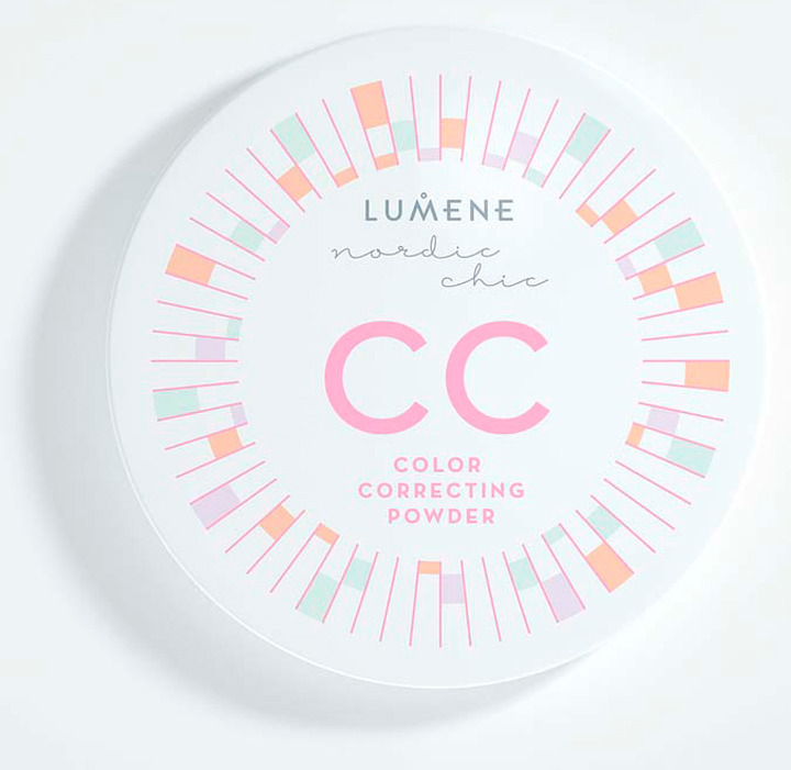 CC-пудра Lumene Nordic Chic, №01, 8 г цена 2017