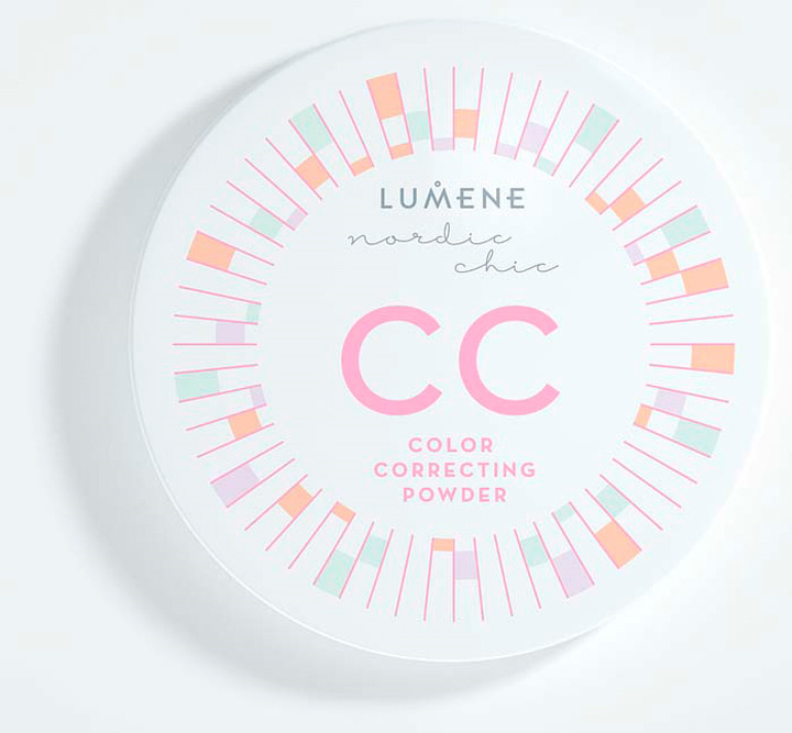 CC-пудра Lumene Nordic Chic, №02, 8 Г цена 2017
