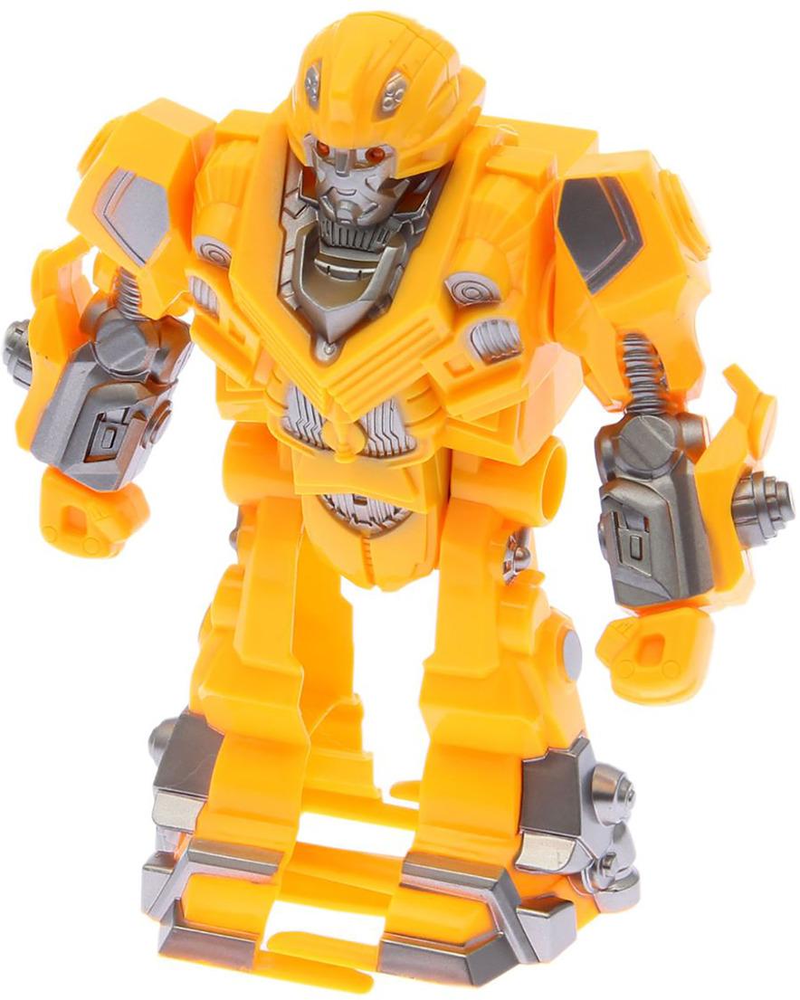 Робот Автобот, со световыми и звуковыми эффектами, 15535901553590Автоботы объединяются, чтобы нанести сокрушительный удар по врагу. С набором героев-трансформеров мальчишка возглавит секретную операцию по уничтожению неприятеля и спасёт человечество от нависшей космической угрозы.