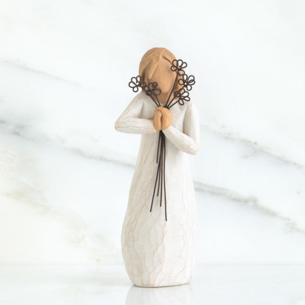 Фигурка декоративная Willow Tree статуэтка миниатюрная, интерьерная, 26155 декоративная фигурка статуэтка статуэтка karavan 4104