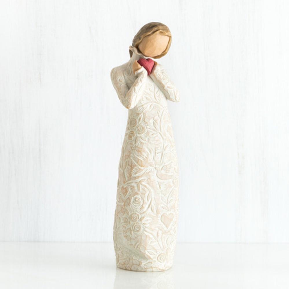 Фигурка декоративная Willow Tree статуэтка миниатюрная, интерьерная, 26231