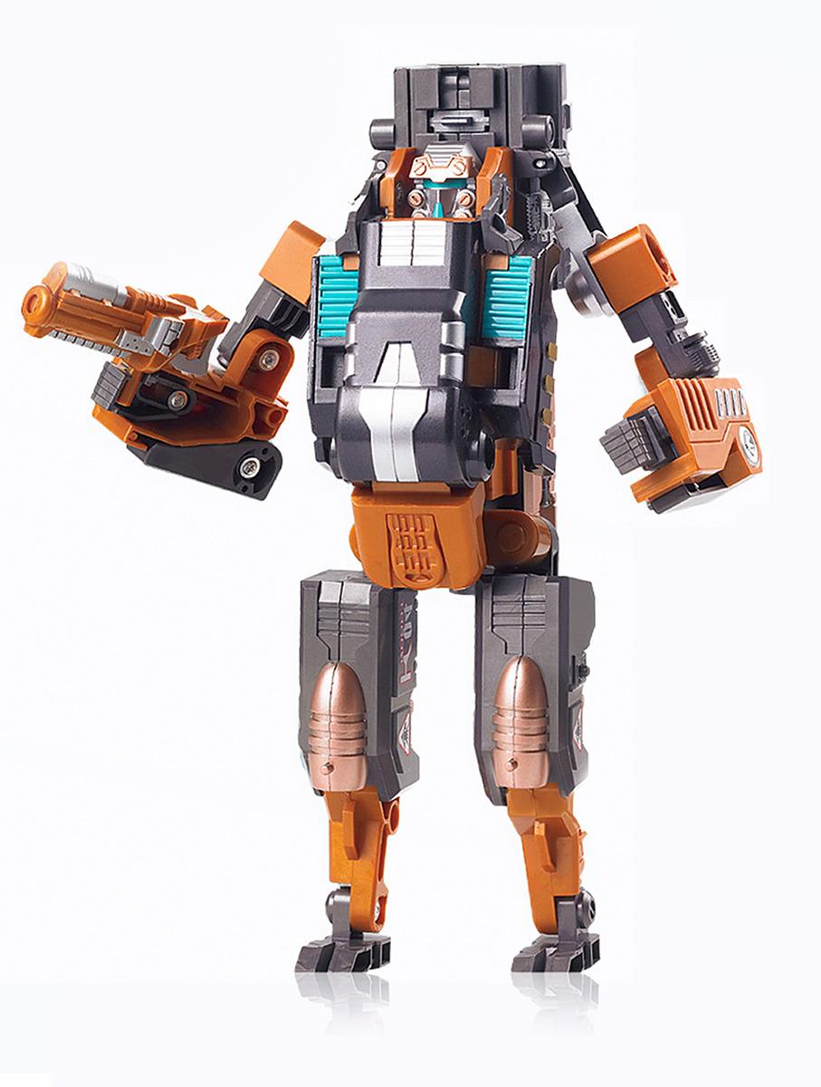 """Робот-трансформер """"Кибербластер"""", стреляет мягкими пулями, 2590556"""
