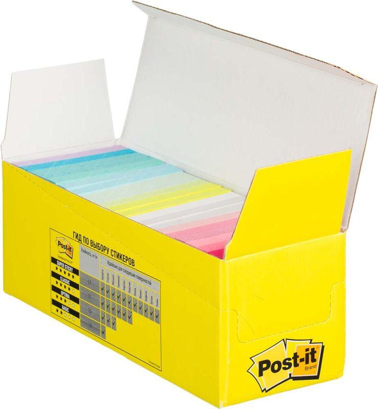 Клейкая бумага для заметок Post-it Original  Конфети , 618406, 7,6 x 7,6 см, 100 листов