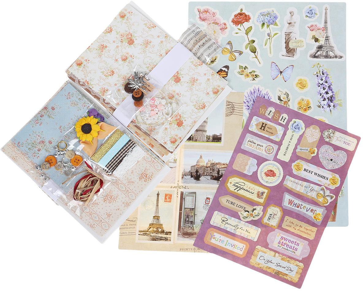 Набор для создания открыток Magic 4 Hobby, 11,5 x 17,5 см. MG.DIY-10N.2 набор для создания открыток magic 4 hobby 11 5 x 17 см 11 5 x 21 см mg diy 6b 2