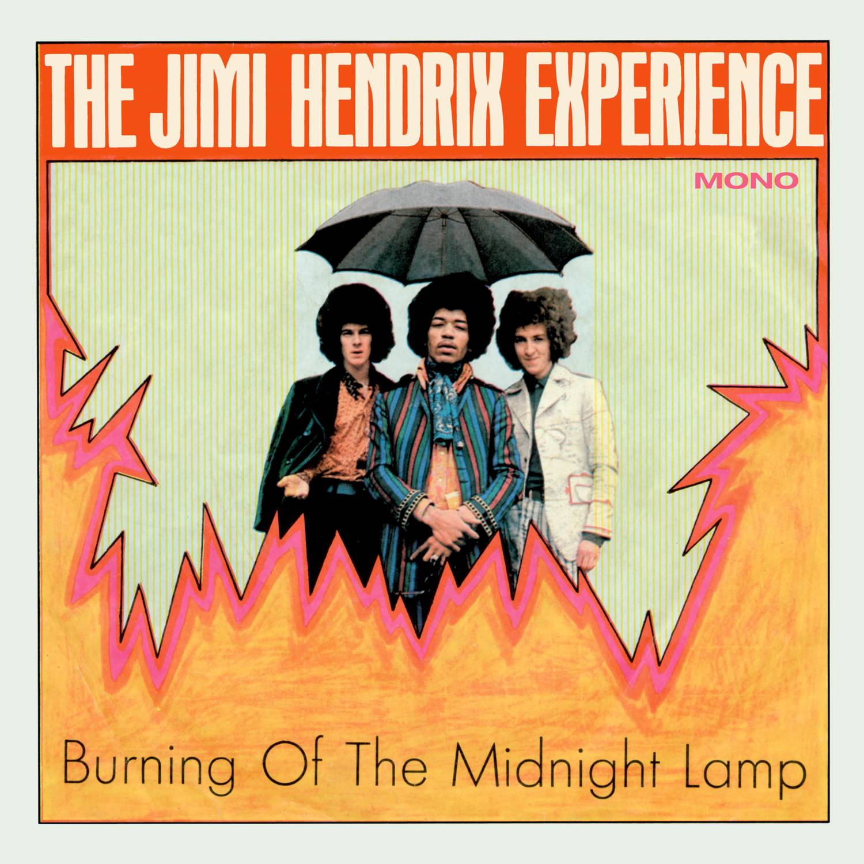 джими хендрикс jimi hendrix experience hendrix the best of jimi hendrix 2 lp Джими Хендрикс Jimi Hendrix. Burning Of The Midnight Lamp (LP)