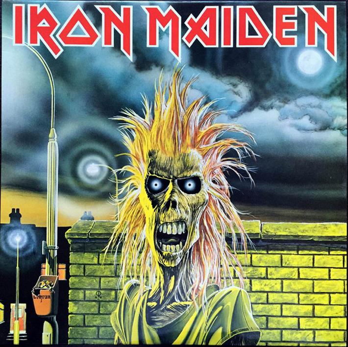 Фото - Iron Maiden Iron Maiden. Iron Maiden iron maiden iron maiden powerslave