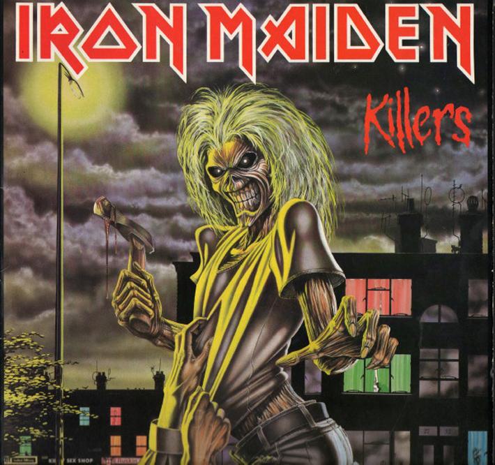 Фото - Iron Maiden Iron Maiden. Killers iron maiden iron maiden powerslave