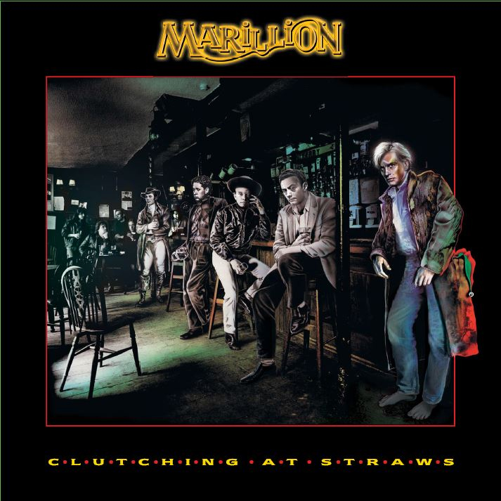 Marillion Marillion. Clutching At Straws (5 LP) marillion marillion marillion best live 4 lp