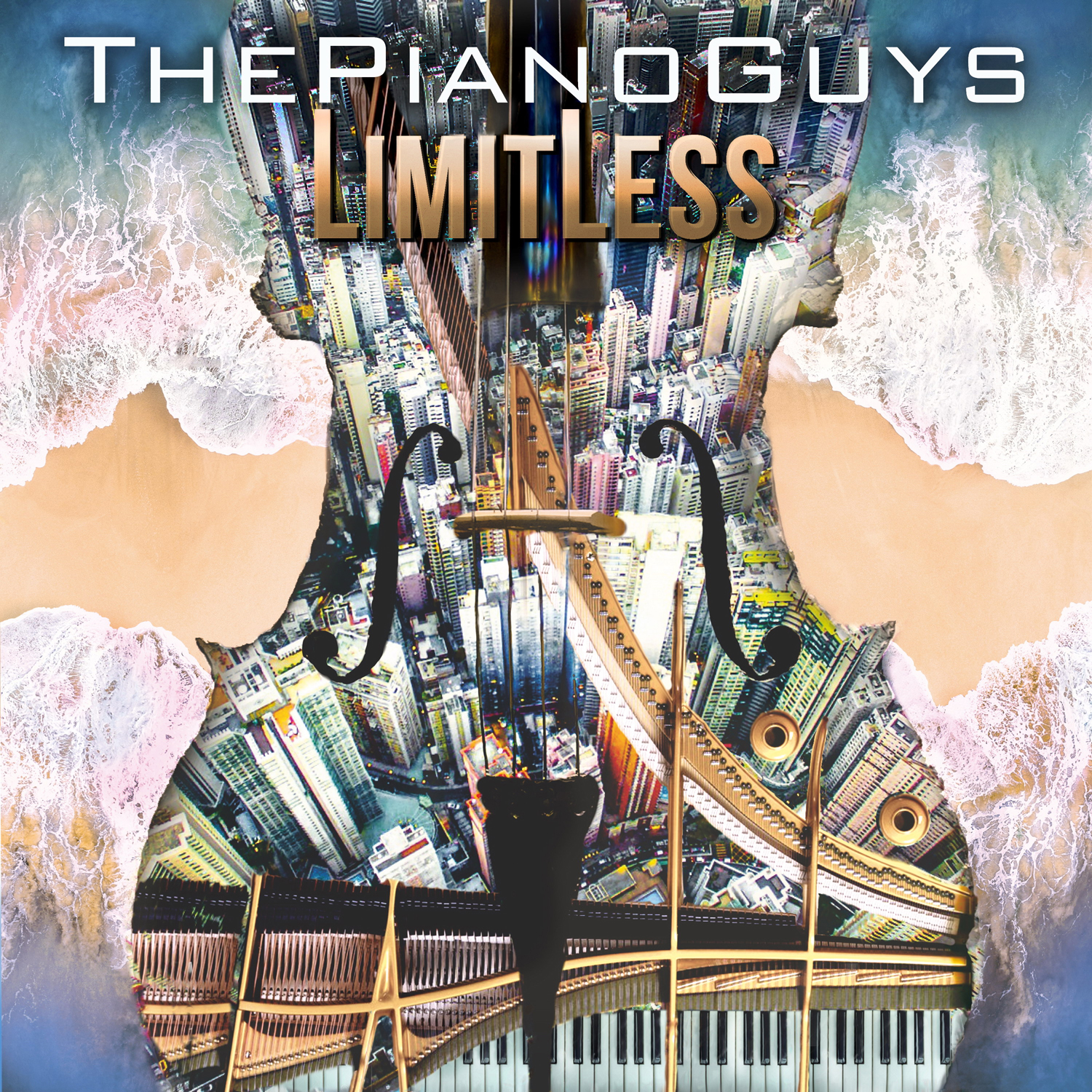 The Piano Guys. Limitless the piano guys the piano guys uncharted deluxe edition cd dvd