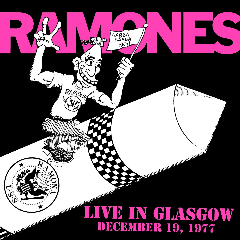 Ramones. Live In Glasgow December 19, 1977 (2LP) виниловая пластинка ramones live in glasgow december 19 1977