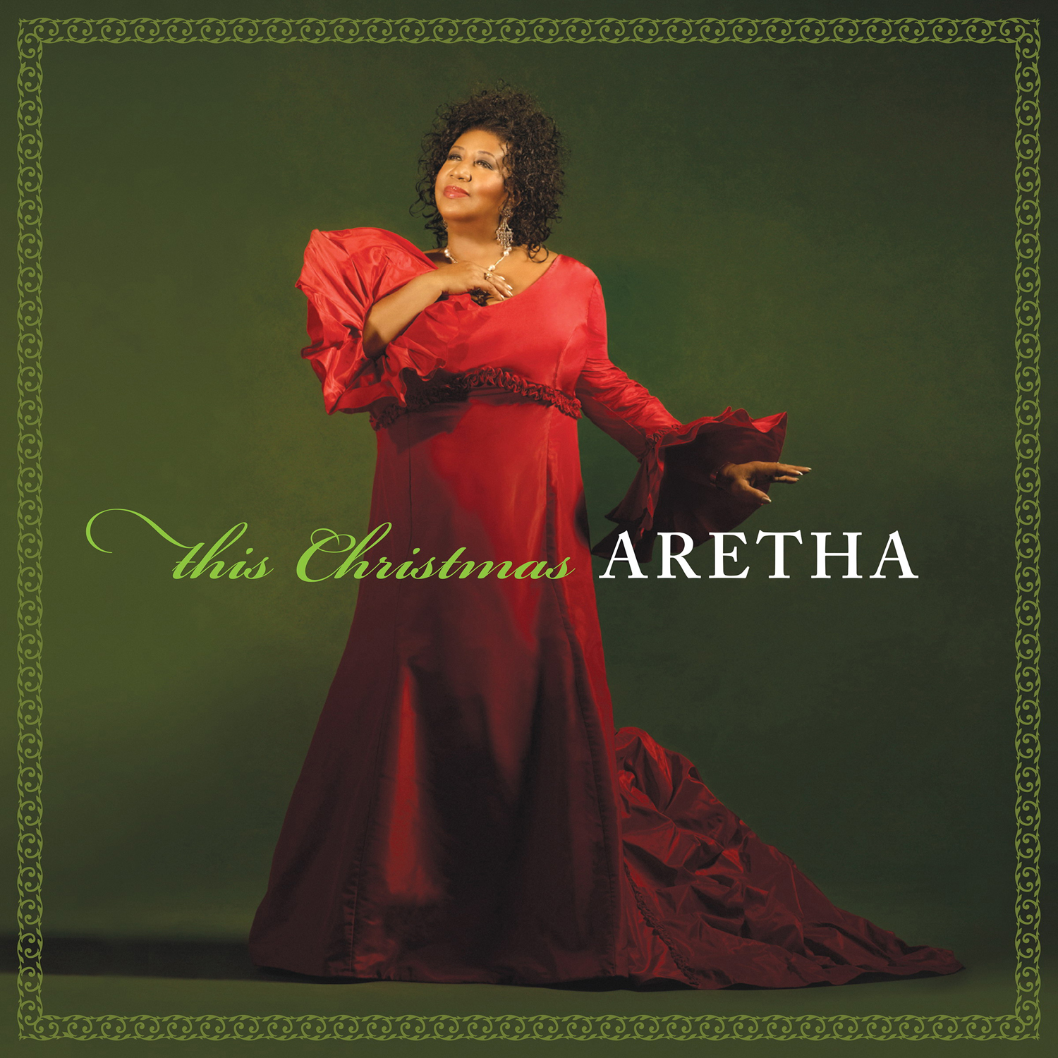 Арета Фрэнклин Aretha Franklin. This Christmas Aretha (LP) цена и фото