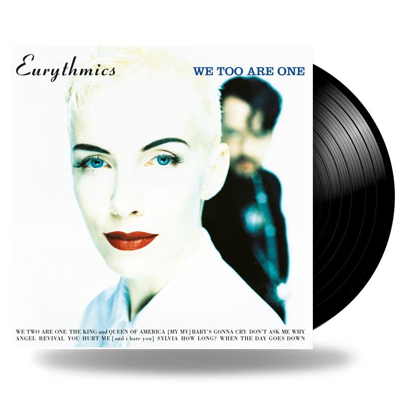 Eurythmics Eurythmics. We Too Are One (LP) eurythmics eurythmics greatest hits 2 lp